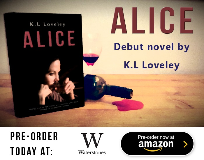 K.L Loveley Alice available as pre-order at Amazon