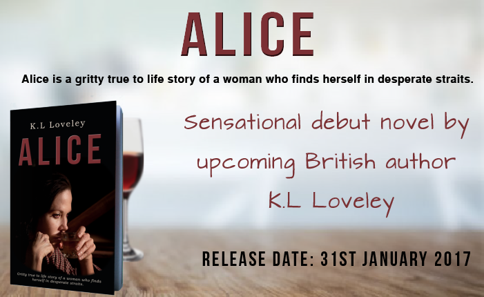 K.L Loveley - sensational debut by upcoming British author - new book release 2017