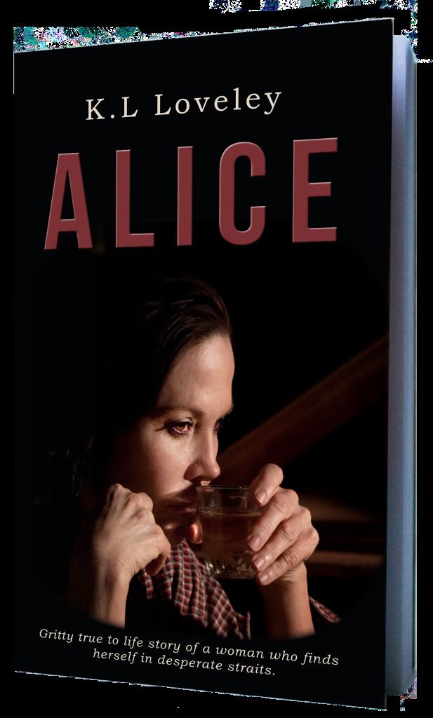 Alice the novel by K.L Loveley