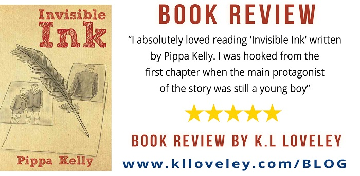 Invisible Ink Pippa Kelly