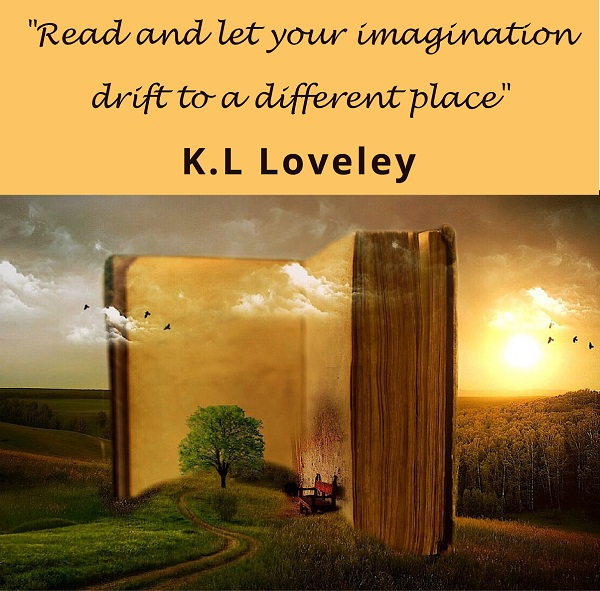 Read and let your imagination  drift to a different place