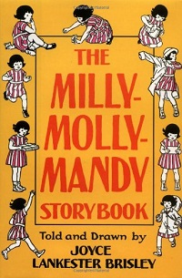 My top 10 childhood books - milly molly mandy