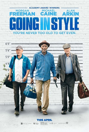 Going in Style film review