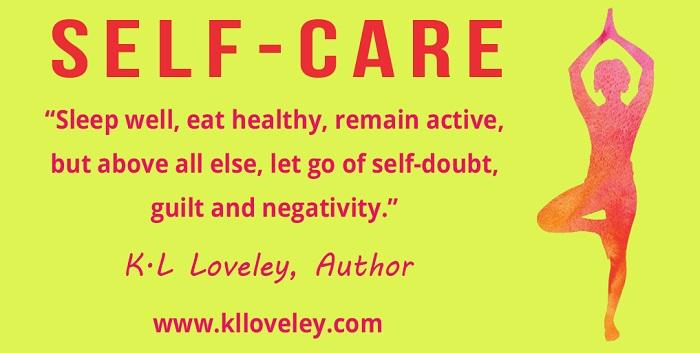 self-care for women by K.L Loveley