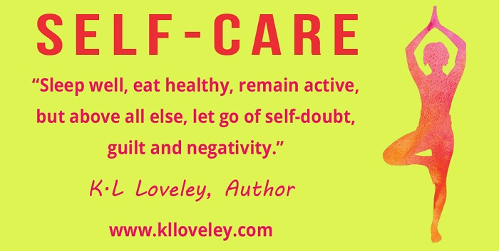 self-care for women by K.L Loveley
