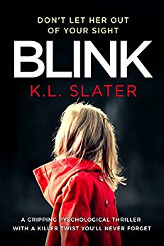 Blink by K.L Slater