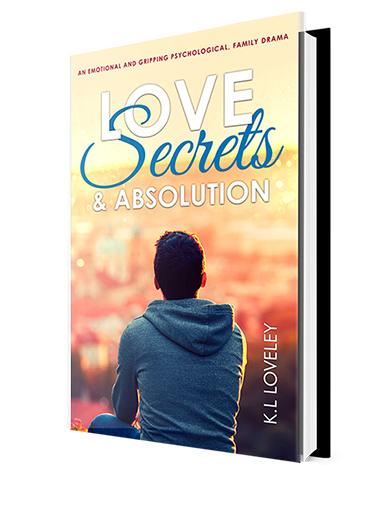 Love, Secrets, and Absolution - novel