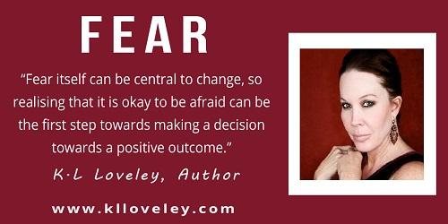 work / life balance ~ fear ~ K.L Loveley